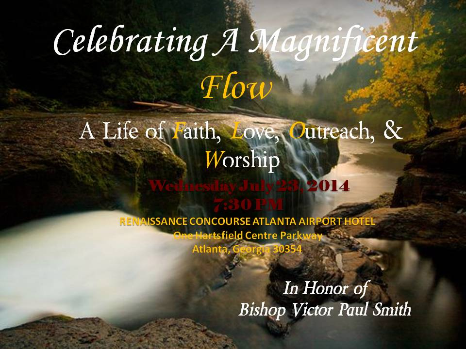Celebrating A Magnificent Flow @ RENAISSANCE CONCOURSE ATLANTA AIRPORT HOTEL