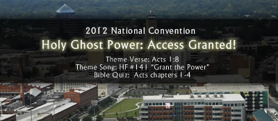 2012 National Convention