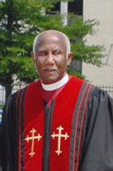 Bishop Maurice Bingham