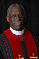Bishop Lindsay E. Jones
