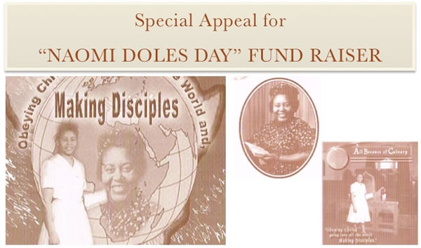 Naomi Doles Day Fundraiser