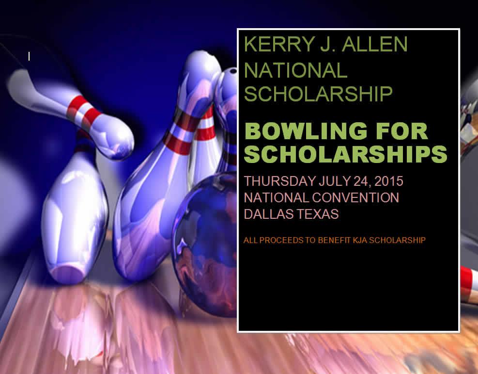 2015 KJA Bowling For Scholarships