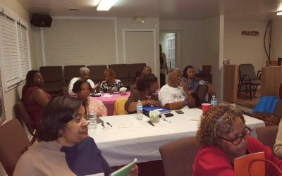 Welcome All COCHUSA Atlanta, GA Sunday School & Leadership Workshop