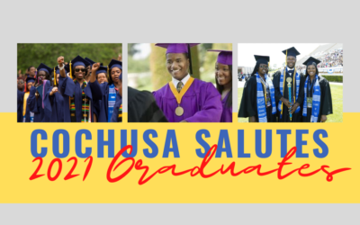 National President, Board of Bishops Salute COCHUSA Grads